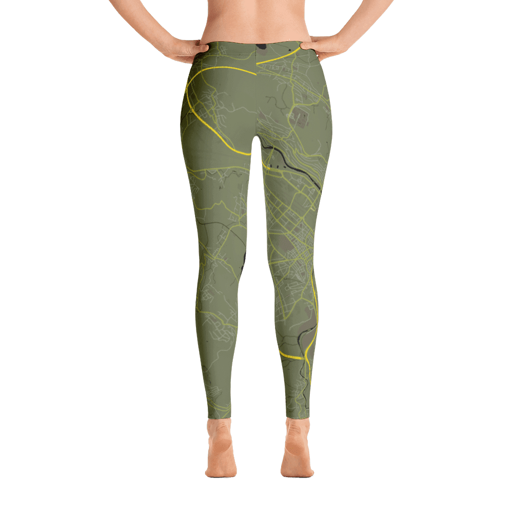 Leggings Zurich Dark Green