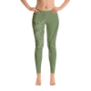Leggings Wijhe Olive Green