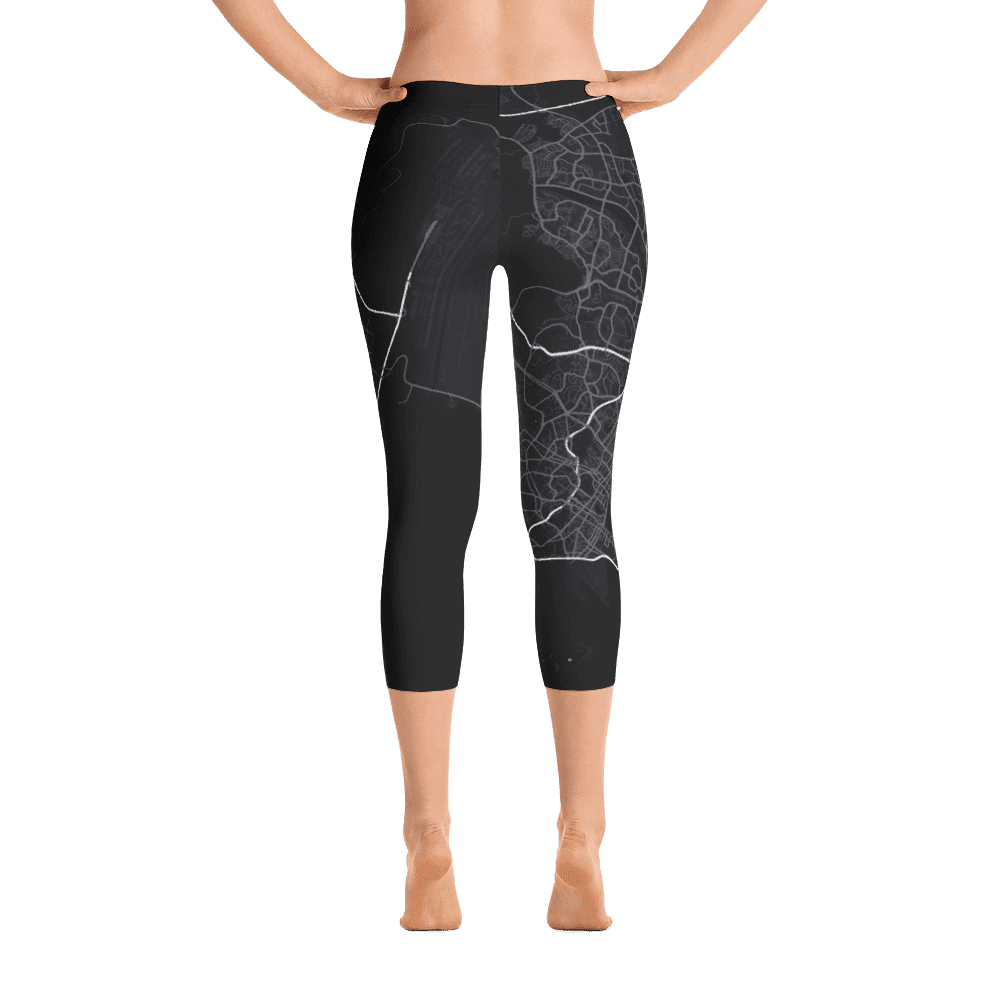 Capri Leggings Singapore Dark