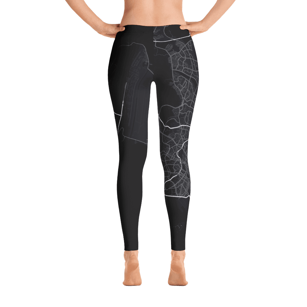 Leggings Singapore Dark