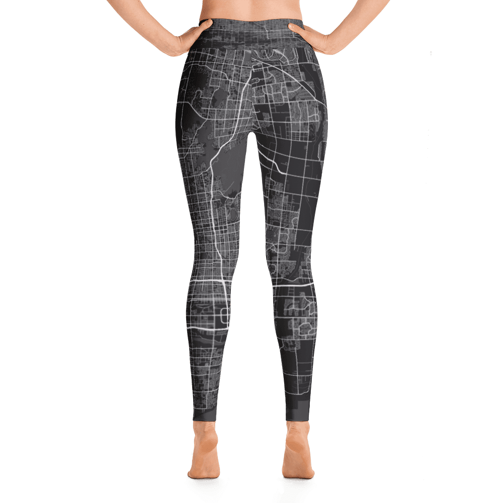 Yoga Leggings Phoenix Arizona Black