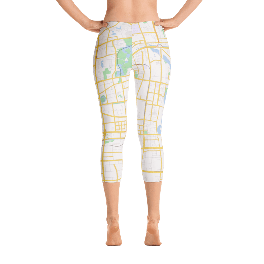 Capri Leggings Beijing Traditional