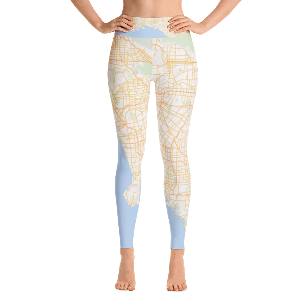 Yoga Leggings Los Angeles Traditional