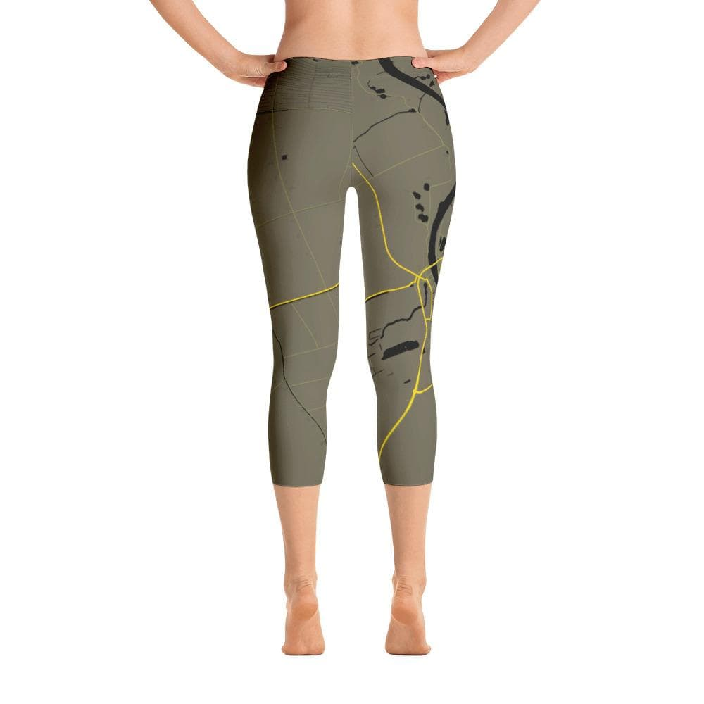Capri Leggings Hasselt NL Dark Green