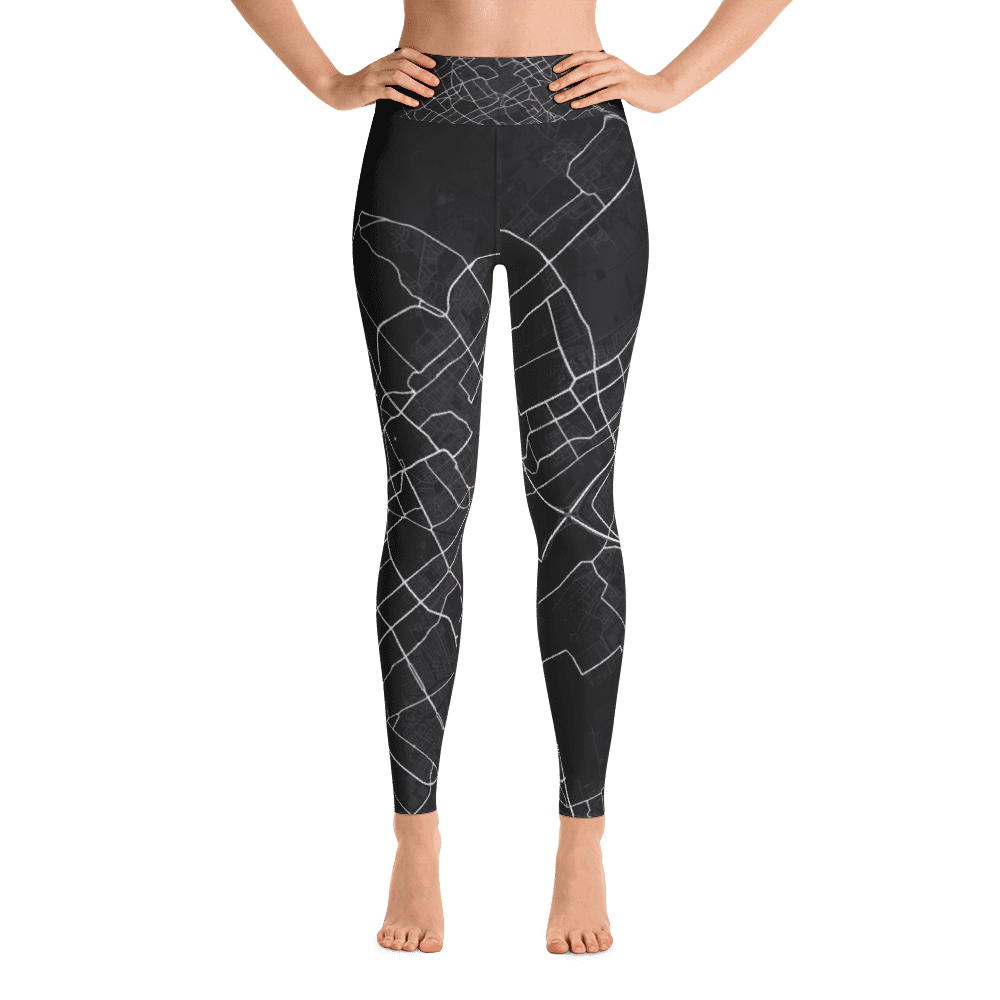 Yoga Leggings The Hague Black