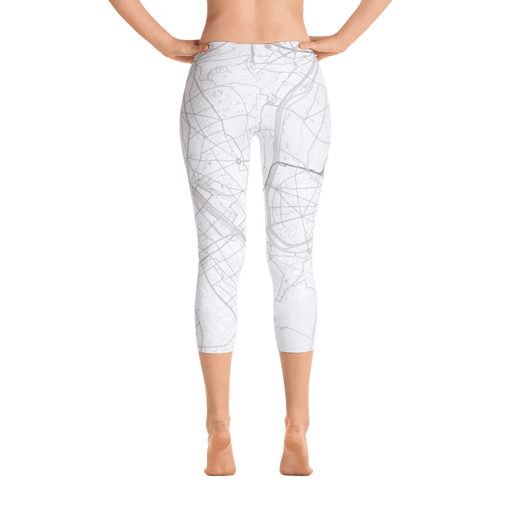 Capri Leggings Paris Light