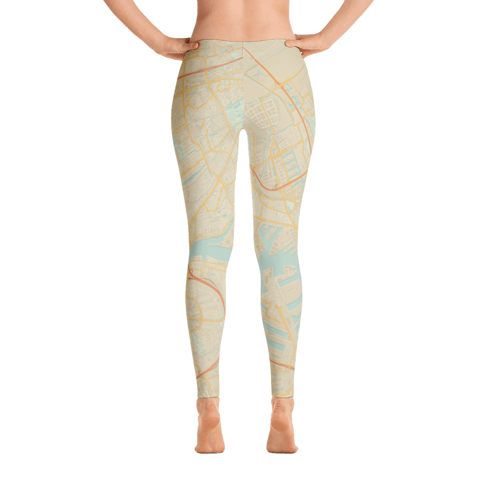 Leggings Rotterdam Retro