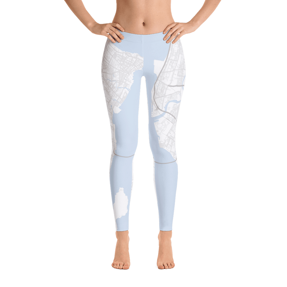 Leggings Penang White
