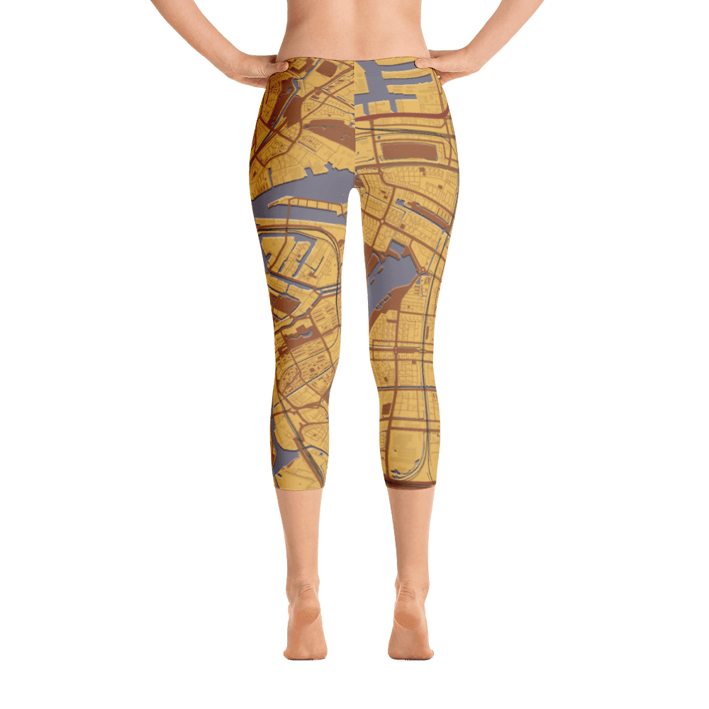 Capri Leggings Amsterdam Old
