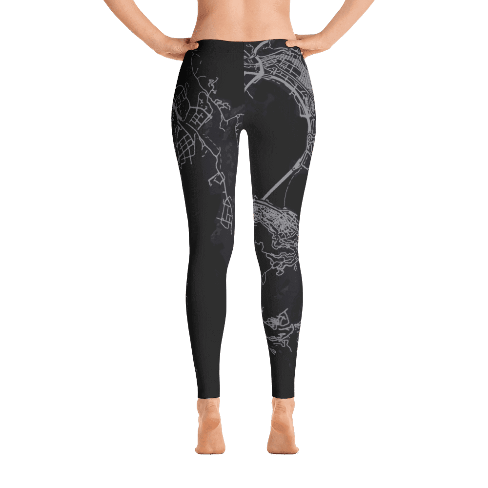 Leggings Hong Kong Black