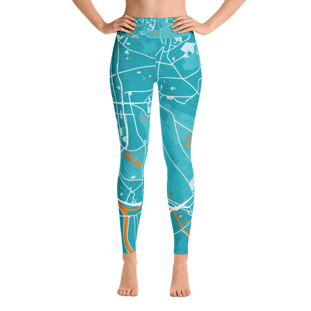 Yoga Leggings Paris Marathon
