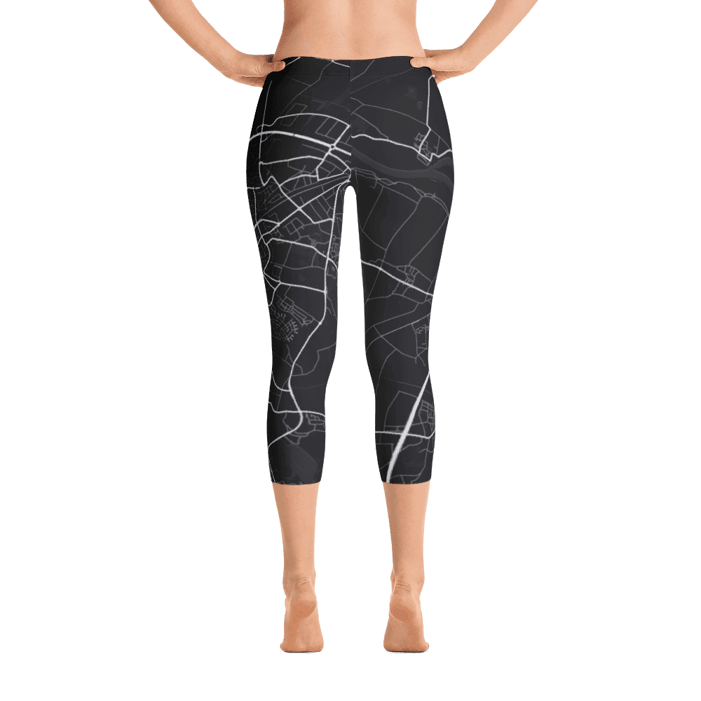 Capri Leggings Wijchen Black