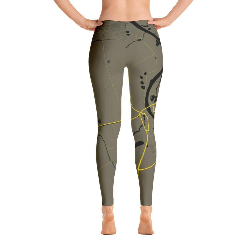Leggings Hasselt NL Dark Green