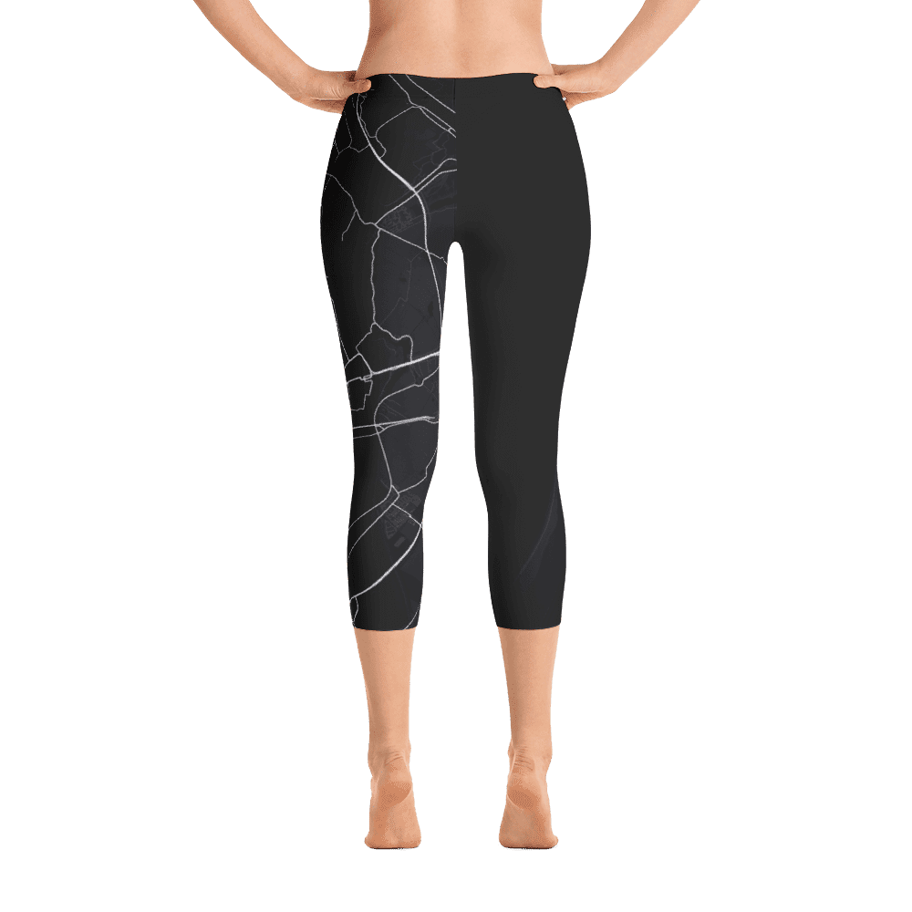 Capri Leggings Haarlem Black