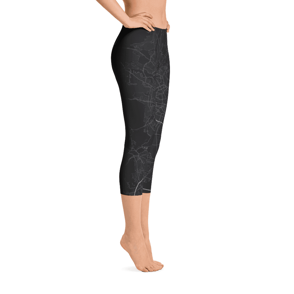 Capri Leggings Berlin Dark