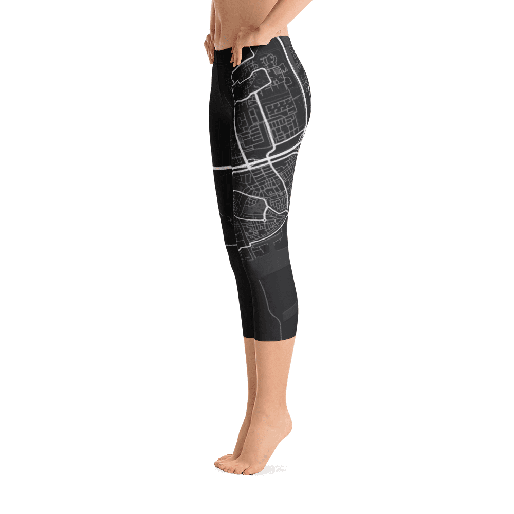 Capri Leggings Schiedam Black