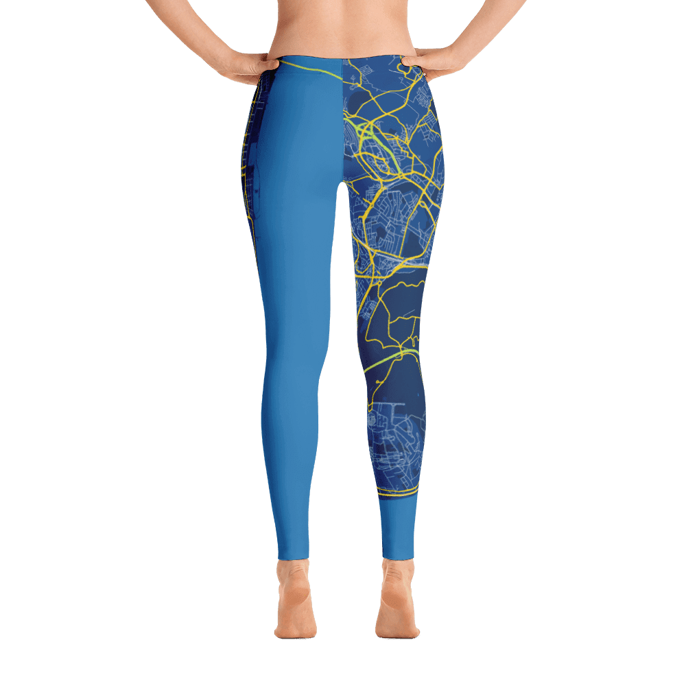 Leggings Lissabon Blue