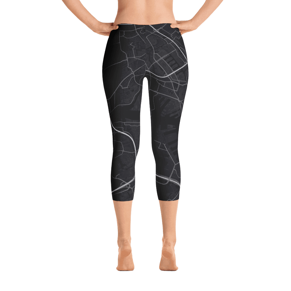 Capri Leggings Rotterdam Dark