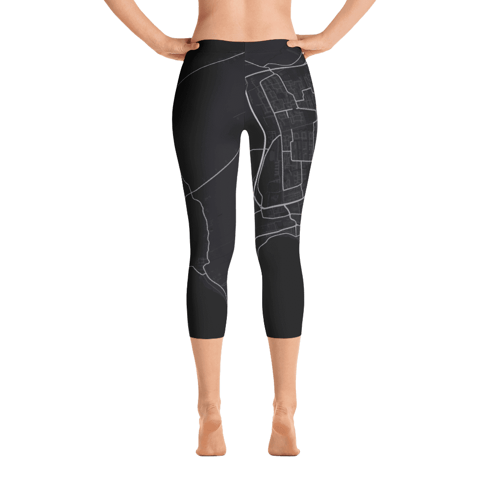 Capri Leggings Hoorn Black