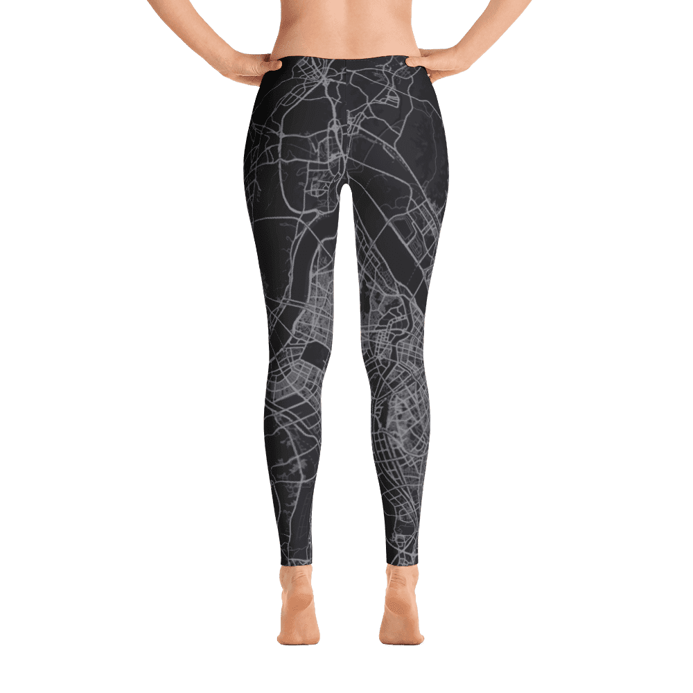 Leggings Seoul Black