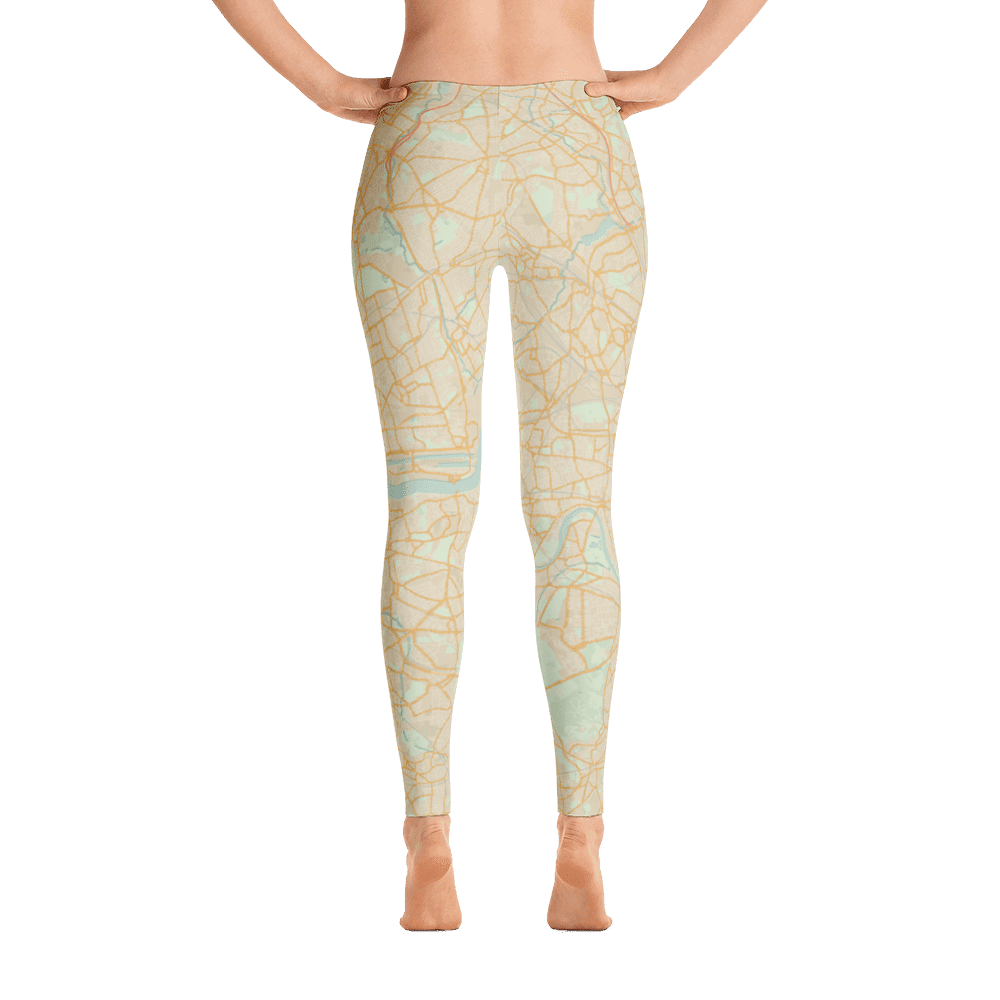 Leggings London Retro