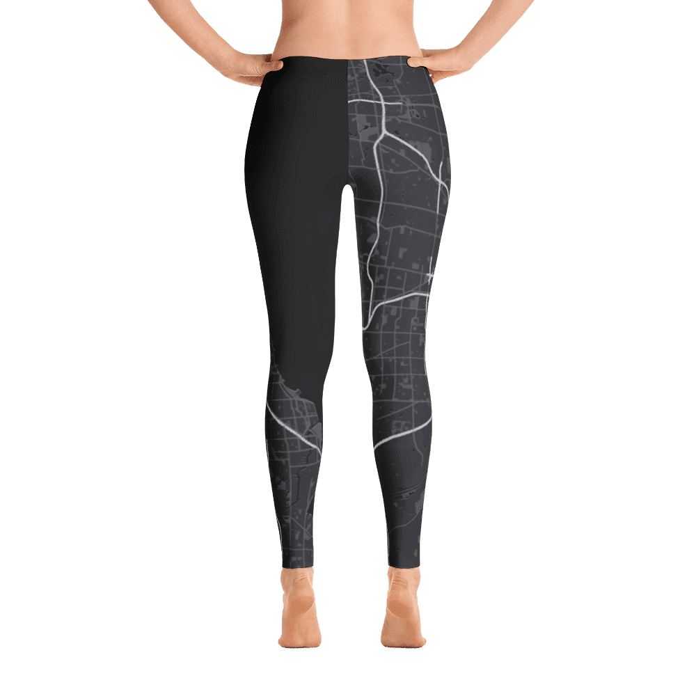 Leggings Chicago Black