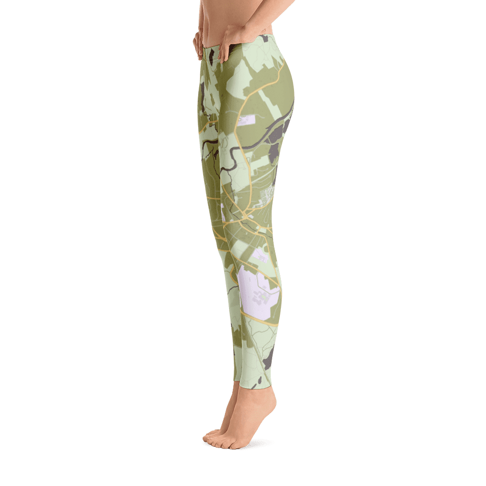 Leggings Concord Olive Green