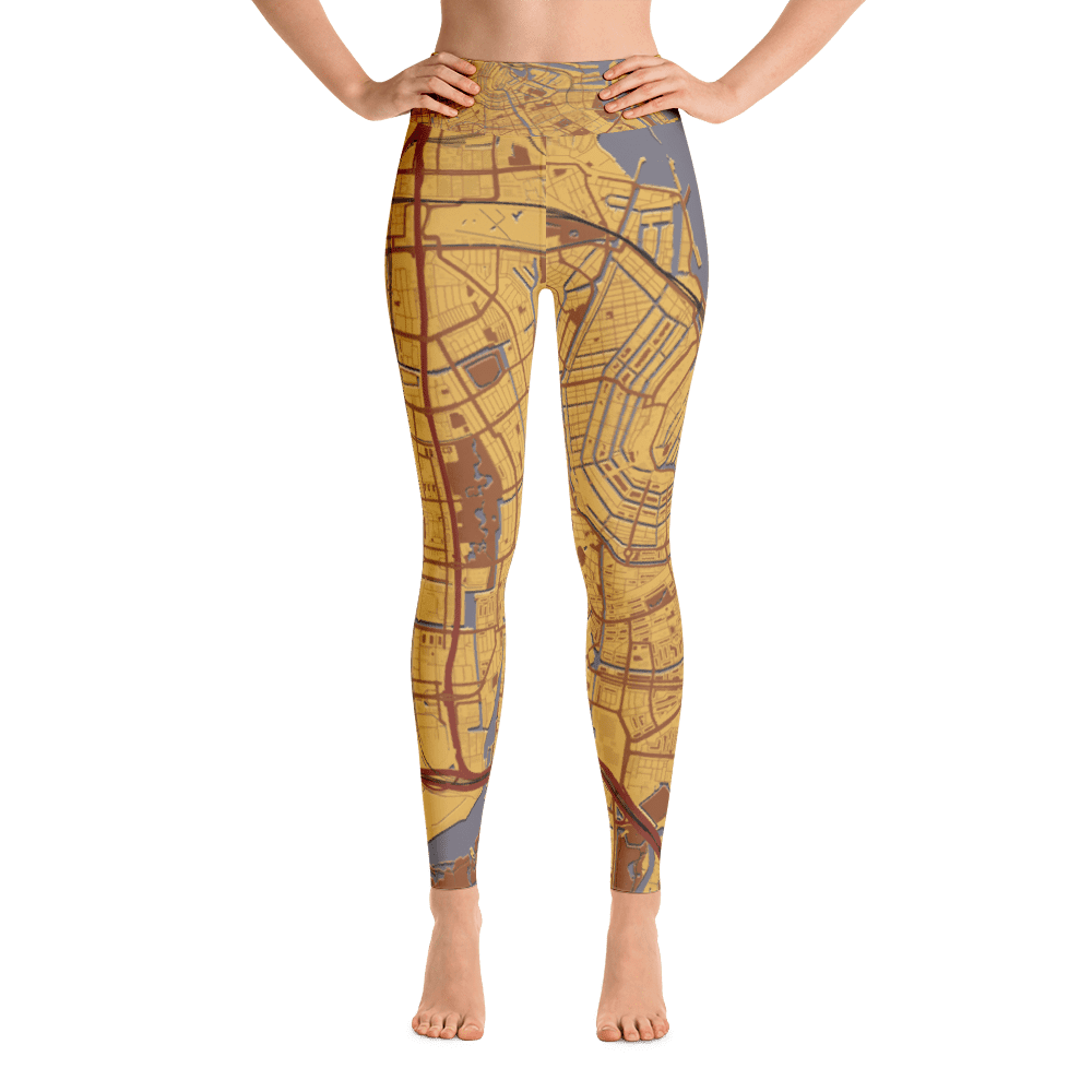 Yoga Leggings Amsterdam Old
