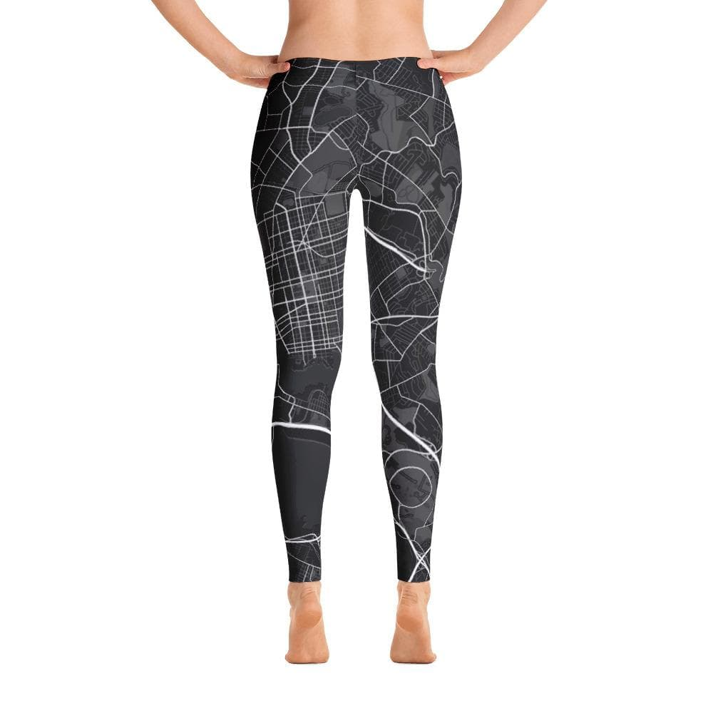 Baltimore Leggings Black
