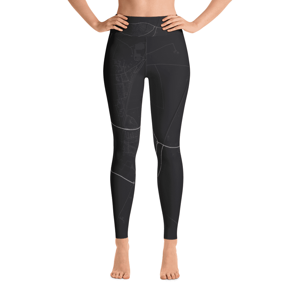 Yoga Leggings Wijhe Black