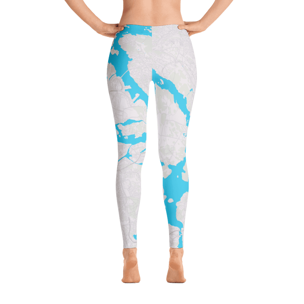 Leggings Stockholm BlueGray