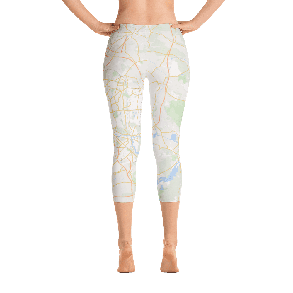 Capri Leggings Berlin Traditional