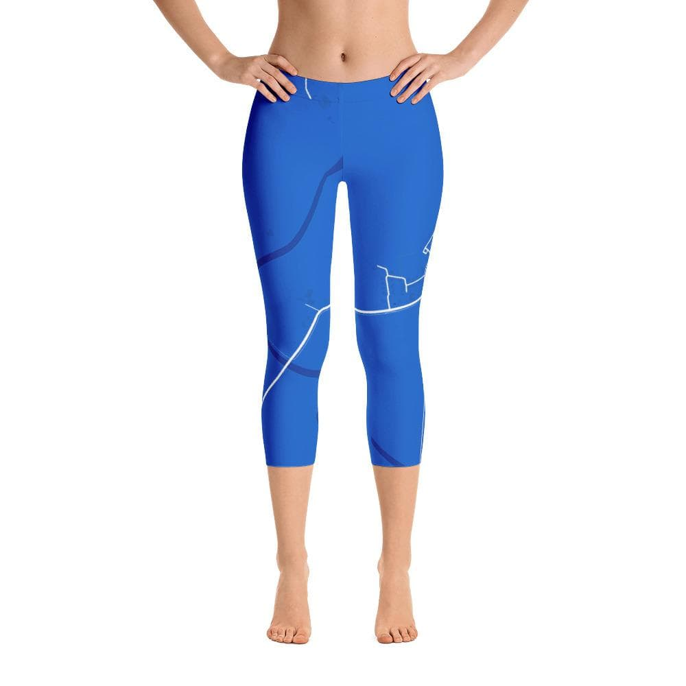 Capri Leggings Exmorra Blue