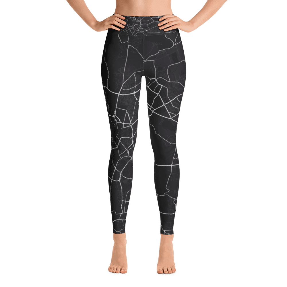 Yoga Leggings Cracow Black