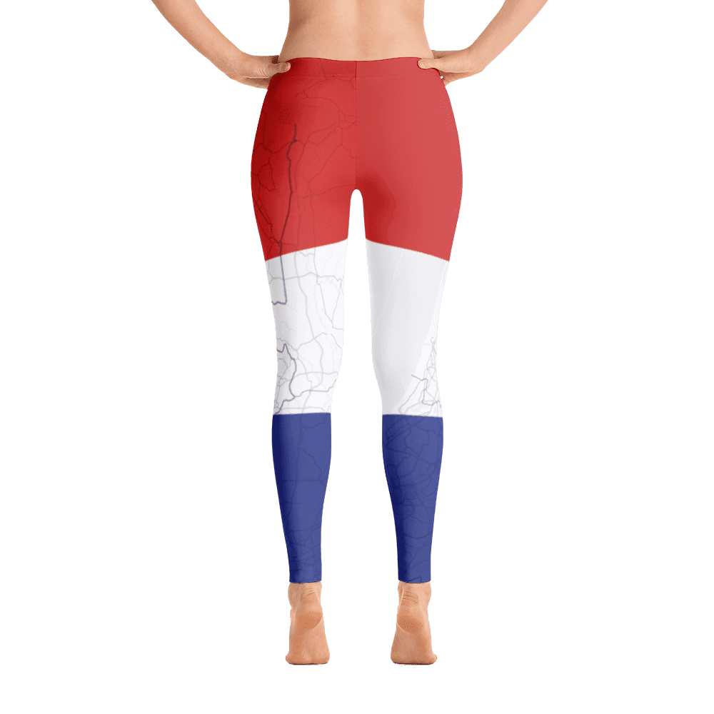 Leggings Holland Kingsday Red-White-Blue