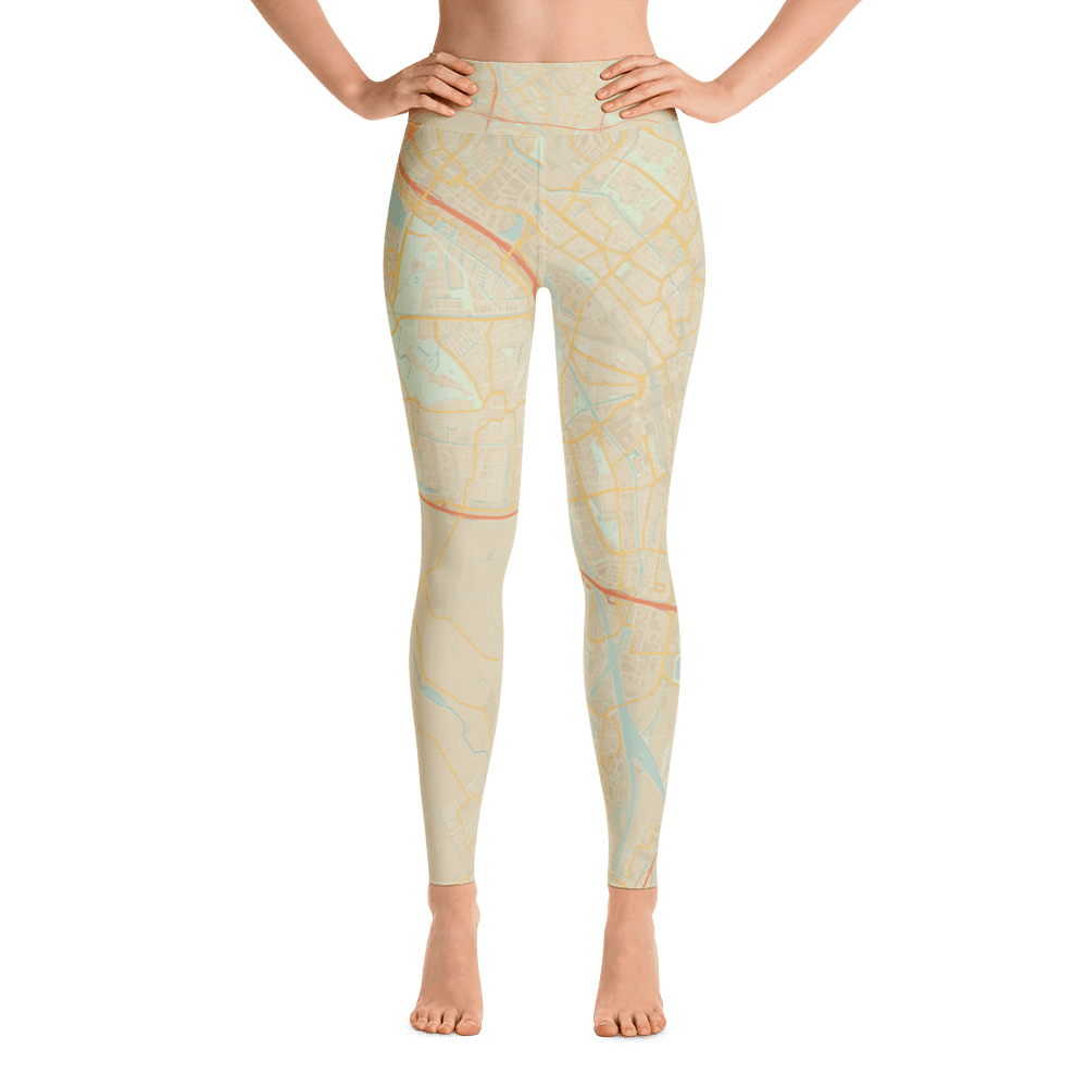 Yoga Leggings Utrecht Retro