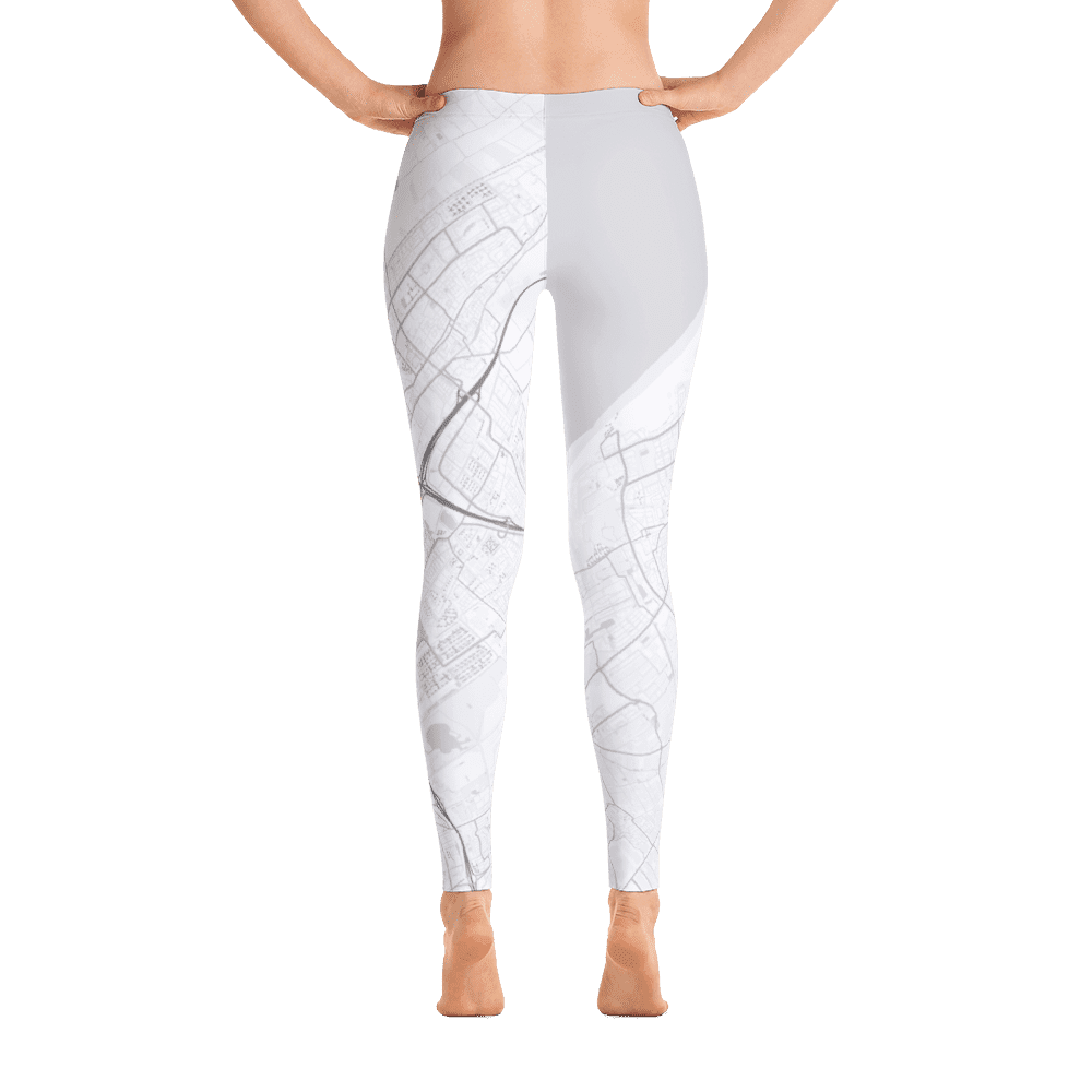 Leggings The Hague White