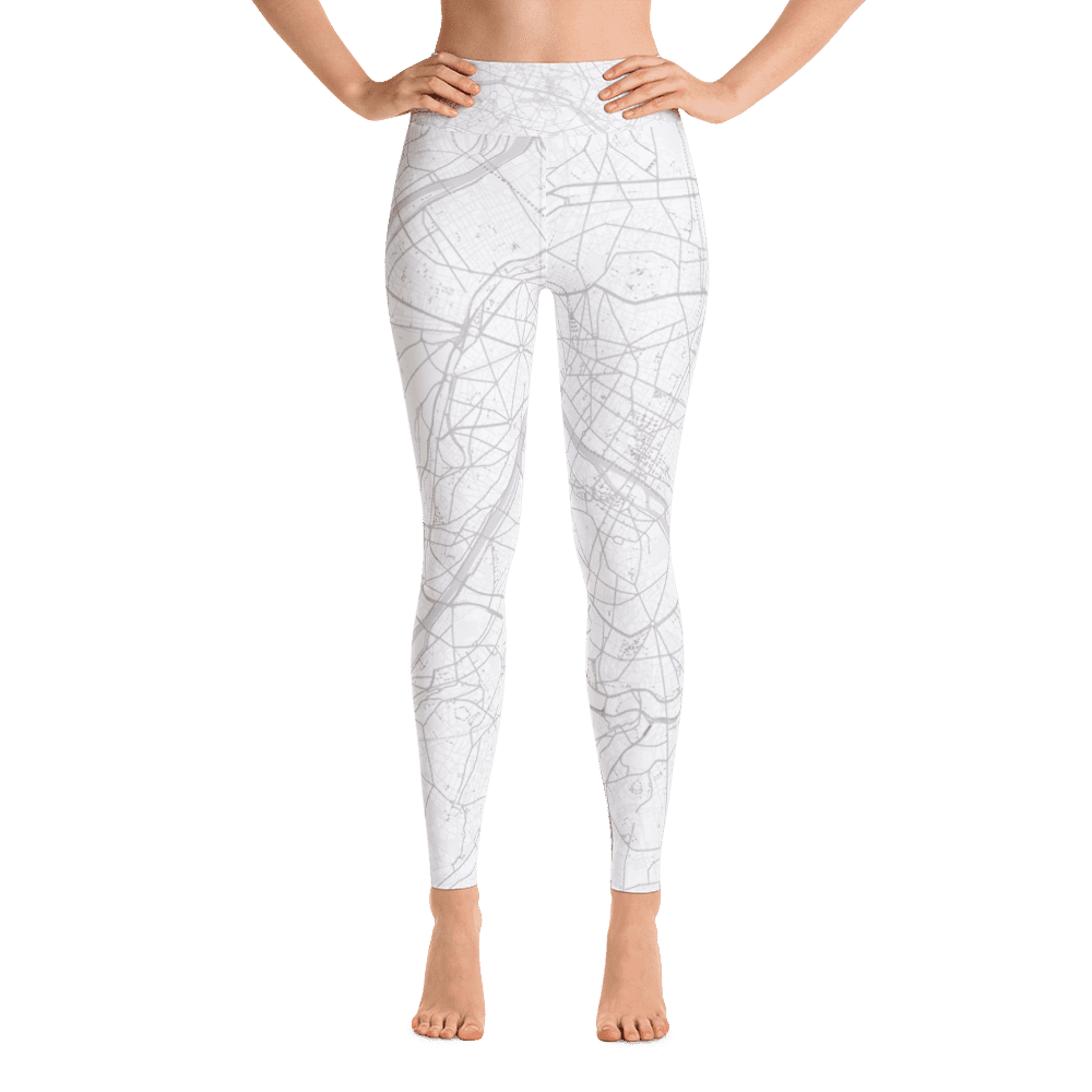 Yoga Leggings Paris Light