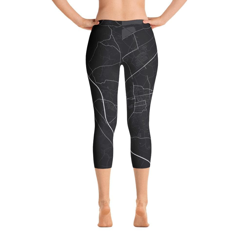 Capri Leggings Boxtel Black