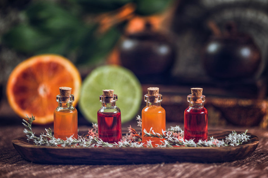 Aromatherapy Essential Oils: The Best Essential Oils to Buy that are a Natural Herbal Remedy