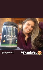 Anti-Aging Keto Friendly Natural Green Powder Drink