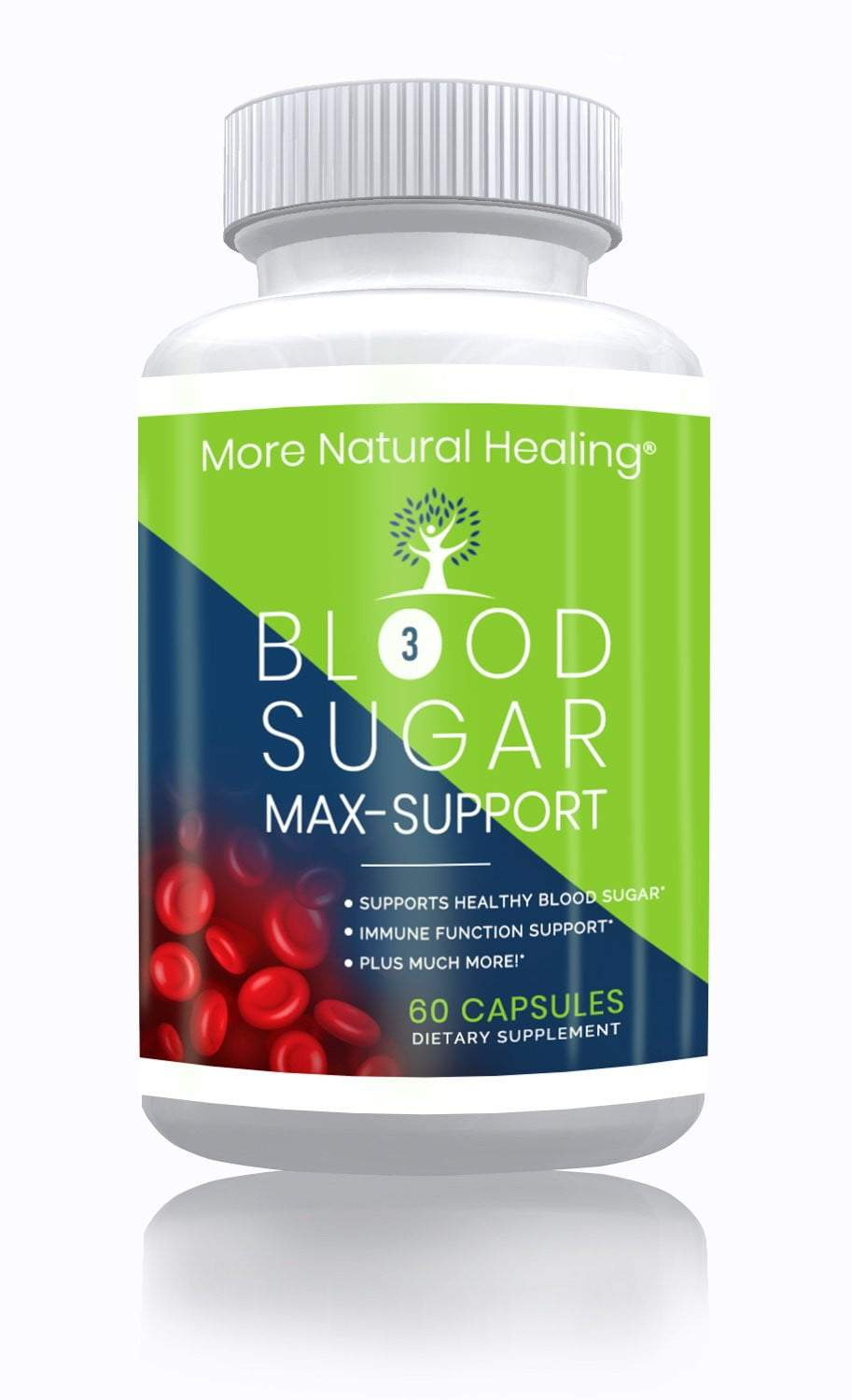 Blood Sugar Max Support - More Natural Healing