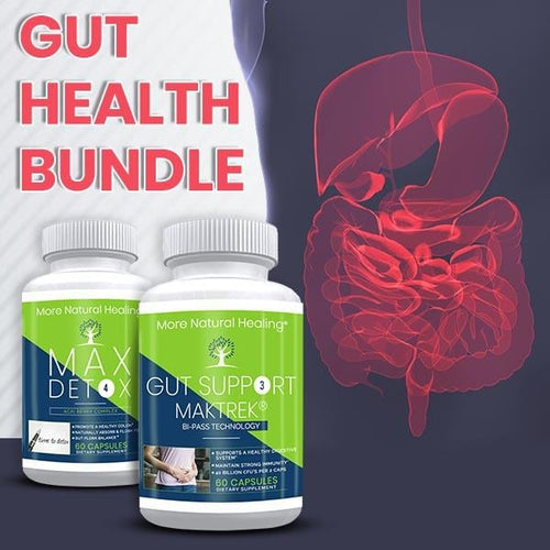 GUT HEALTH BUNDLE - More Natural Healing
