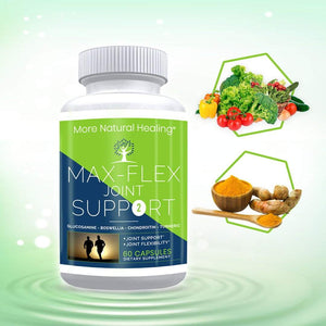 Max Flex Joint Support - More Natural Healing