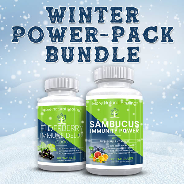 WINTER POWER-PACK BUNDLE - More Natural Healing