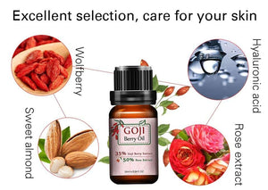 Goji Berry Oil - More Natural Healing