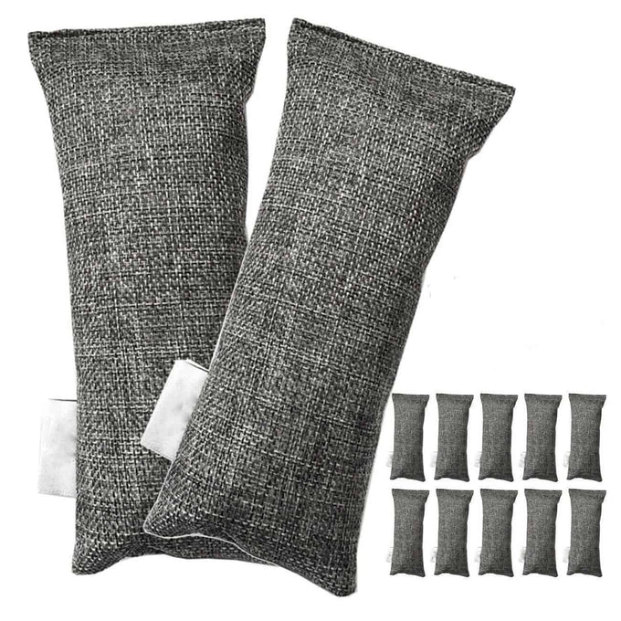 Mini Bamboo Charcoal Bags - 12 Pack - More Natural Healing