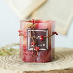 Smokeless Tea Soy Wax Candles