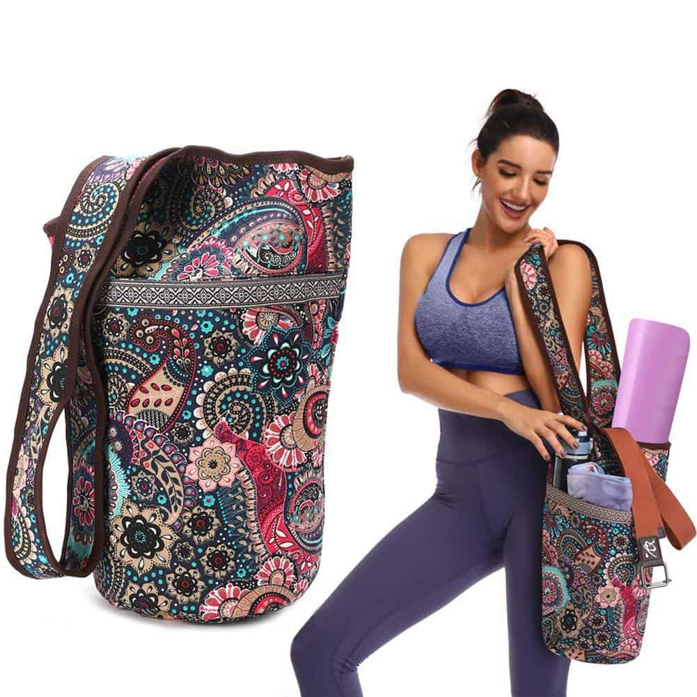 Bohemian Yoga Bag | More Natural Healing
