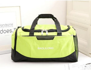 Professional Unisex Large Gym Bag, Duffle Bag For Outdoor - More Natural Healing